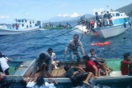 Perahu terbalik di lepas pantai Thailand hilangkan 47 orang