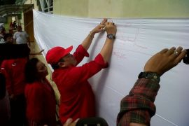 PDIP Kalbar Target Perolehan Suara Jokowi-JK 60 Persen