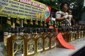 180 orang diamankan terkait minuman oplosan