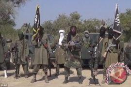 30 pasukan keamanan Nigeria tewas setelah diserbu Boko Haram