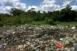 Tempat Pembuangan Sampah Memerlukan Dana Rp5 Miliar