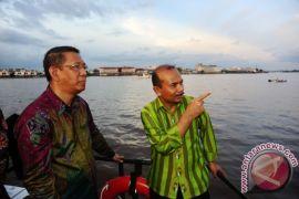 Bappenas Wujudkan Skenario Pengembangan Tepian Sungai Kapuas