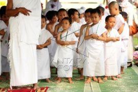 1.001 santri Kota Singkawang ikuti manasik haji