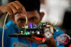 Siswa Madrasah Tingkat Ibtidaiyah Ikuti Festival dan Lomba Robot