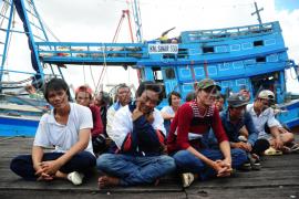 Dua KM Vietnam tertangkap saat Operasi Nusantara III