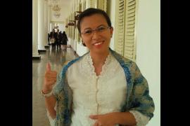 Erma Ranik kini wakil ketua Komisi III DPR