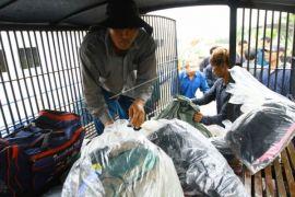 Ribuan butir telur ilegal asal Malaysia dimusnahkan