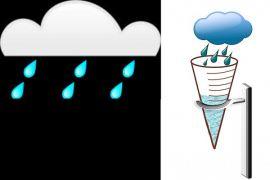 Curah hujan di Kapuas Hulu meningkat hingga Juni