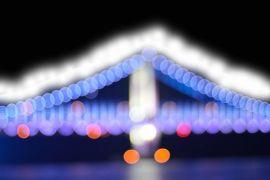 Menkominfo Kagumi Jembatan