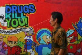 Polsek Sasar Pelajar Dalam Penyuluhan Bahaya Narkoba
