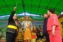 Keraton Ismahayana Beri Gelar Khusus Gubernur Kalbar