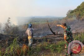 Kapuas Hulu terima bantuan alat pemadam kebakaran Karhutla