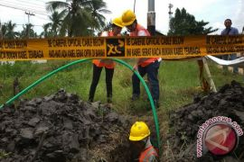 XL Perluas Jaringan FO di Kalimantan