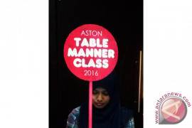 Hotel Aston Ajak Jurnalis Pahami Table Manner