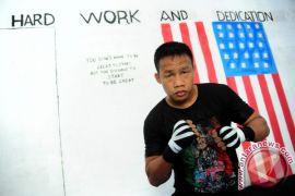 Daud Jordan Menang TKO Atas Petinju Thailand