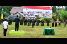 Operasi Bakti Jaya Sail Karimata Ditutup