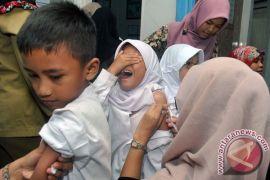 Dinkes Kalbar lakukan imunisasi campak-rubella pada Agustus-September