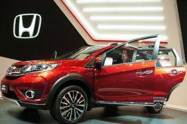 Penjualan Honda CR-V model terbaru meningkat dua kali lipat