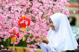 6.500.000 warga Tiongkok  Imlek ke luar negeri