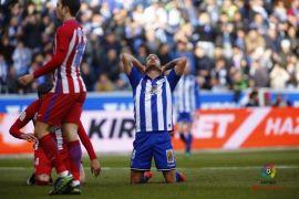 Alaves Tahan Imbang Celta 0-0 di Piala Raja