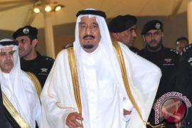 Raja Saudi tegaskan dukung Palestina