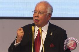 Najib ada di daftar penumpang yang meninggalkan Malaysia