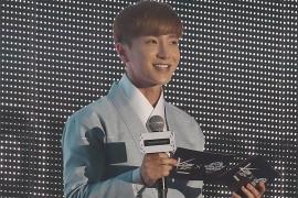 Personel Super Junior Hadiri Indonesia-Korea Business Summit