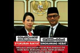 303 Personel Amankan Pelantikan Walikota Singkawang