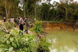1000 hektare lahan Singkawang rusak oleh peti