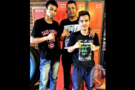 Petinju Binaan Daud Yordan Siap Tanding di Jakarta