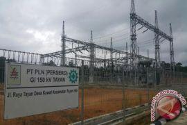 PLN operasikan transmisi listrik di Kabupaten Sanggau