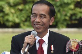 Presiden Kunjungi Gerai Pameran Kapuas Hulu