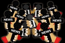 Wartawan Ikut Penyuluhan Kemahiran Berbahasa Indonesia