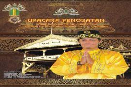 Syarif Machmud Alkadrie Dinobatkan Sebagai Sultan Pontianak
