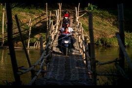 Jembatan Sesek Bambu