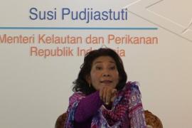 Susi enggan komentar soal penghentian penenggelaman kapal