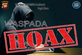 Polresta Pontianak siapkan Satgas Siber tangkal hoax