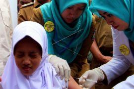 Imunisasi MR di Kalbar Dimulai Tahun Depan