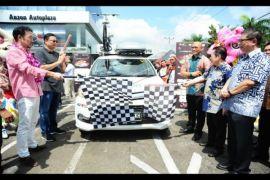 Toyota Gelar Touring Tiga Negara