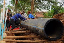 Pontianak Dapat Bantuan Rp10 Miliar Penyambungan Air PDAM Gratis