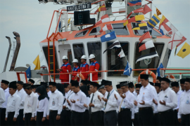 Pelindo II Komitmen Wujudkan Kedaulatan Kemaritiman