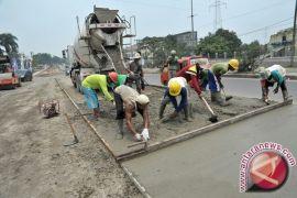 93 persen jalan di Kota Pontianak sudah mantap