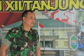 Kodam XII/Tanjungpura Buka Penerimaan Anggota TNI-AD
