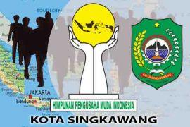 HIPMI Singkawang Cetak Kader Pengusaha Daerah
