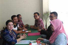 Kurnia Kembalikan Berkas Pencalonan Ketua Umum DPD HIPMI Kalbar