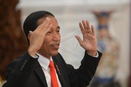 Presiden Jokowi batal Shalat Jumat di Masjid Agung