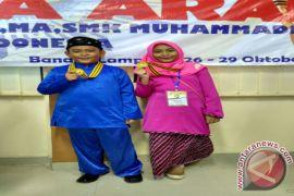 SD Muhammadiyah 2 Pontianak Raih Dua Emas
