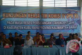 Komisi IV DPR RI Kunker Ke Pelabuhan Kubu Raya