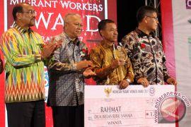 Penganugerahan IMWA 2017 di Kuching