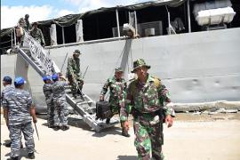 Sebanyak 2.500 Pasukan Tempur TNI-AL Latihan Di Kalbar